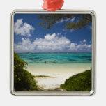 Mauritius, Eastern Mauritius, Belle Mare, East Christmas Ornament