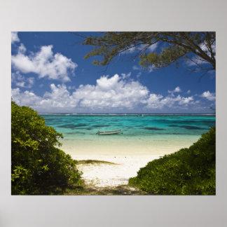 Mauritius, Eastern Mauritius, Belle Mare, East Print