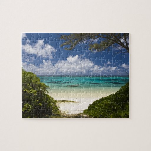 Mauritius, Eastern Mauritius, Belle Mare, East Jigsaw Puzzles