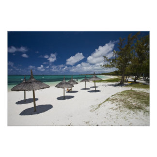 Mauritius, Eastern Mauritius, Belle Mare, Poster
