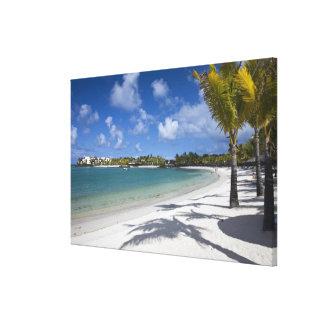 Mauritius, Eastern Mauritius, Trou d' Eau Douce, Canvas Print