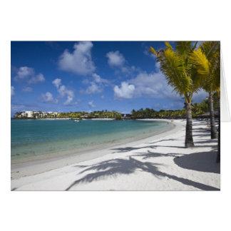 Mauritius, Eastern Mauritius, Trou d' Eau Douce, Card