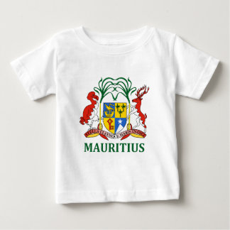 mauritius - emblem/flag/coat of arms/symbol baby T-Shirt