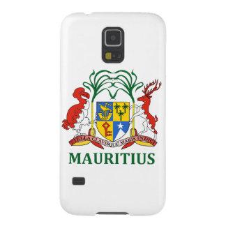 mauritius - emblem/flag/coat of arms/symbol galaxy s5 case