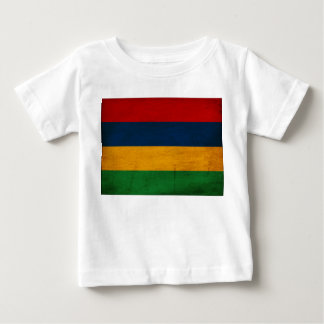 Mauritius Flag Baby T-Shirt