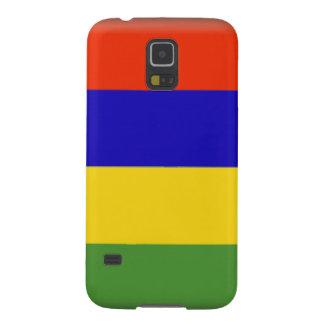 Mauritius Flag Galaxy S5 Case