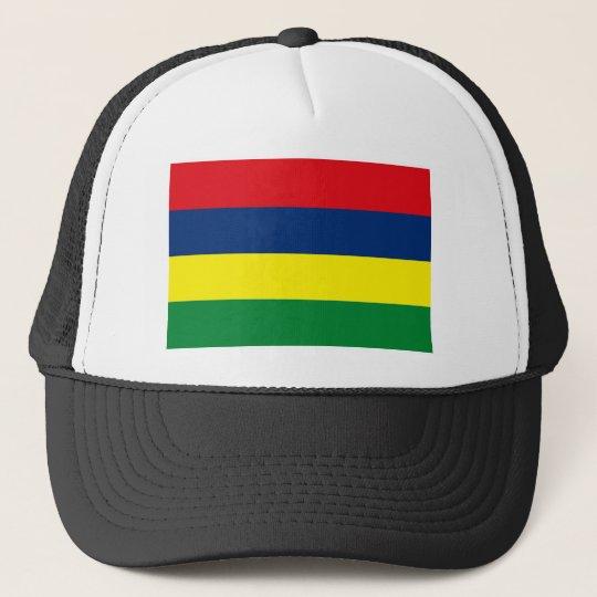 Mauritius Flag Hat