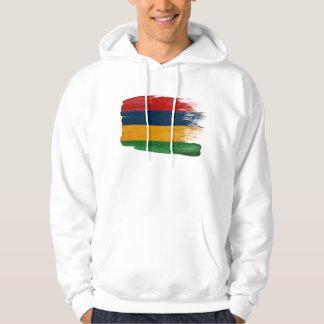 Mauritius Flag Hoodie