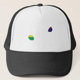 Mauritius Flag Map full size Trucker Hat