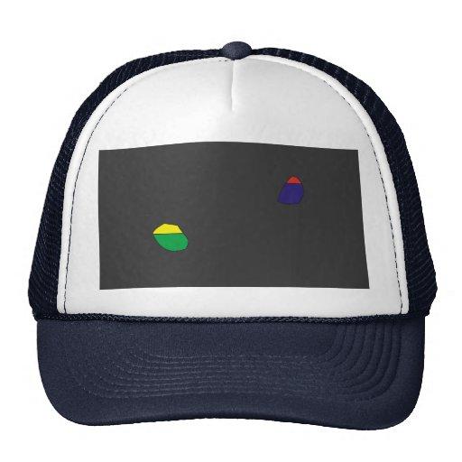 Mauritius flag map trucker hat