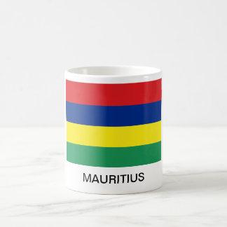 Mauritius flag mug
