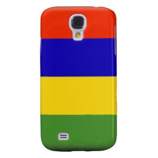 Mauritius Flag Samsung S4 Case