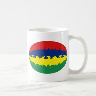 Mauritius Gnarly Flag Mug