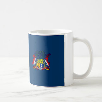 Mauritius Government Ensign Coffee Mug