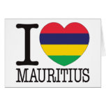 Mauritius Love v2 Card