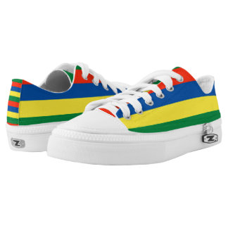 Mauritius Low-Top Sneakers