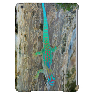 Mauritius Lowland Forest Day Gecko Cover For iPad Air