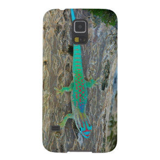 Mauritius Lowland Forest Day Gecko Galaxy S5 Case