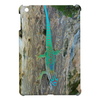 Mauritius Lowland Forest Day Gecko iPad Mini Cover