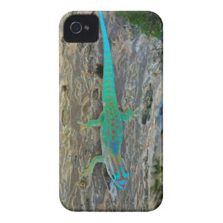 Mauritius Lowland Forest Day Gecko iPhone 4 Case-Mate Case