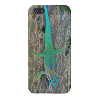 Mauritius Lowland Forest Day Gecko iPhone SE/5/5s Cover