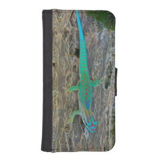Mauritius Lowland Forest Day Gecko iPhone SE/5/5s Wallet