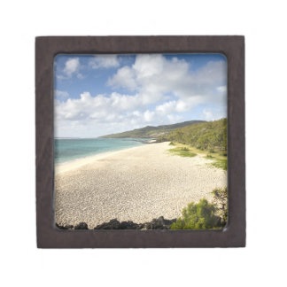 Mauritius, Rodrigues Island, St. Francois, St. Gift Box