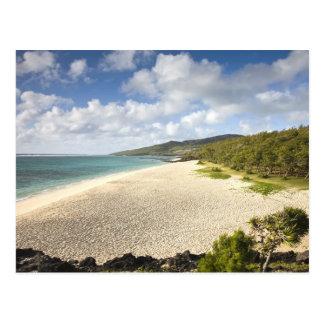 Mauritius, Rodrigues Island, St. Francois, St. Postcard