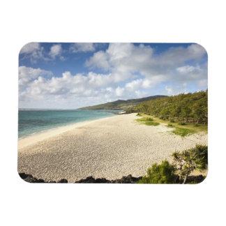 Mauritius, Rodrigues Island, St. Francois, St. Rectangular Photo Magnet