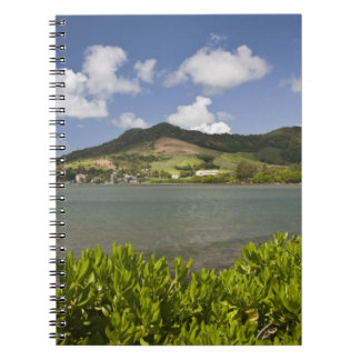 Mauritius, Southern Mauritius, Grand Sable, Spiral Note Book