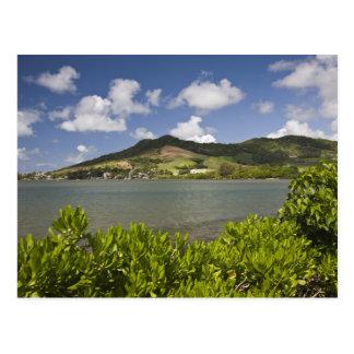 Mauritius, Southern Mauritius, Grand Sable, Postcard