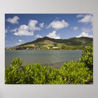 Mauritius, Southern Mauritius, Grand Sable, Poster