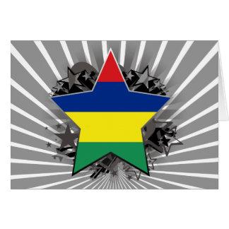 Mauritius Star Card