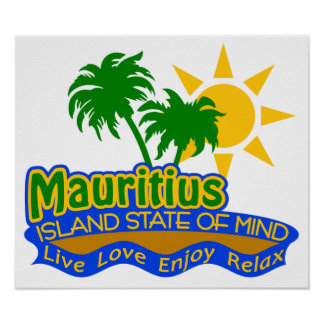 Mauritius State of Mind poster