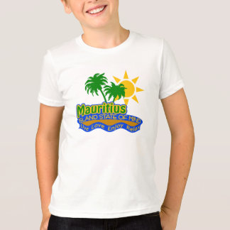Mauritius State of Mind shirt - choose style & col