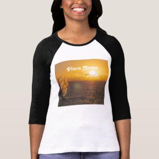 Mauritius Sunset T Shirt