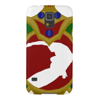 Mauritius Surfing.png Galaxy S5 Case