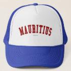 Mauritius Trucker Hat