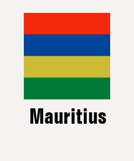 Mauritius T Shirt