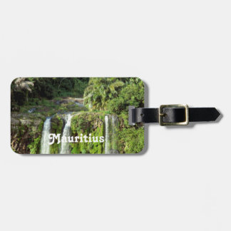 Mauritius Waterfalls Bag Tags