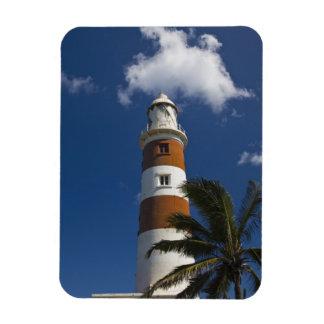 Mauritius, Western Mauritius, Belle Vue, Albion Rectangular Photo Magnet