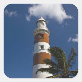 Mauritius, Western Mauritius, Belle Vue, Albion Square Sticker