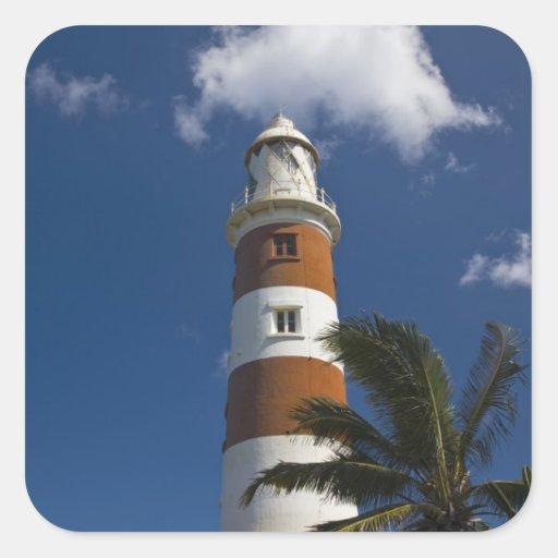 Mauritius, Western Mauritius, Belle Vue, Albion Square Stickers
