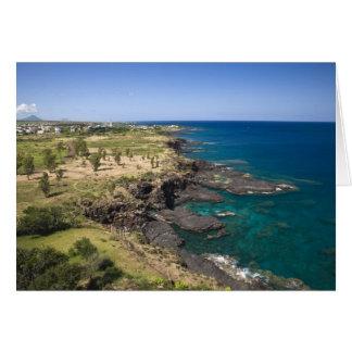 Mauritius, Western Mauritius, Belle Vue, Ocean Card