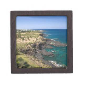Mauritius, Western Mauritius, Belle Vue, Ocean Jewelry Box