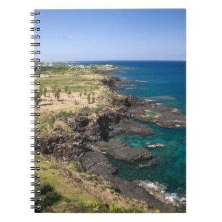 Mauritius, Western Mauritius, Belle Vue, Ocean Notebooks