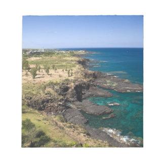 Mauritius, Western Mauritius, Belle Vue, Ocean Notepad