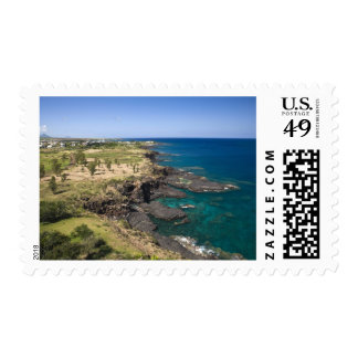 Mauritius, Western Mauritius, Belle Vue, Ocean Postage Stamp