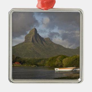 Mauritius, Western Mauritius, Tamarin, Montagne Metal Ornament