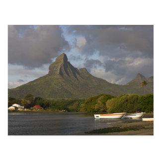 Mauritius, Western Mauritius, Tamarin, Montagne Postcard